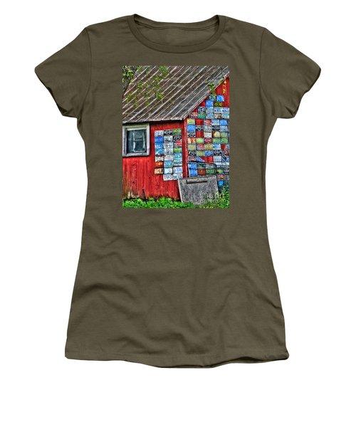 Country Graffiti Women's T-Shirt