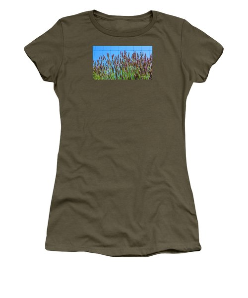 Country Lavender IIi Women's T-Shirt