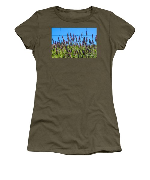 Country Lavender Vii Women's T-Shirt