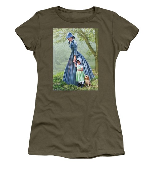 Country Life Women's T-Shirt (Athletic Fit)