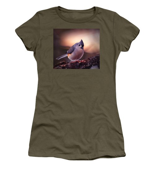 Country Mouse... Women's T-Shirt