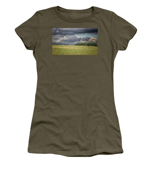 Countryside Storms Women's T-Shirt
