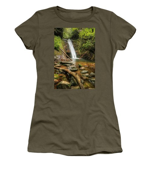Courthouse Falls Women's T-Shirt