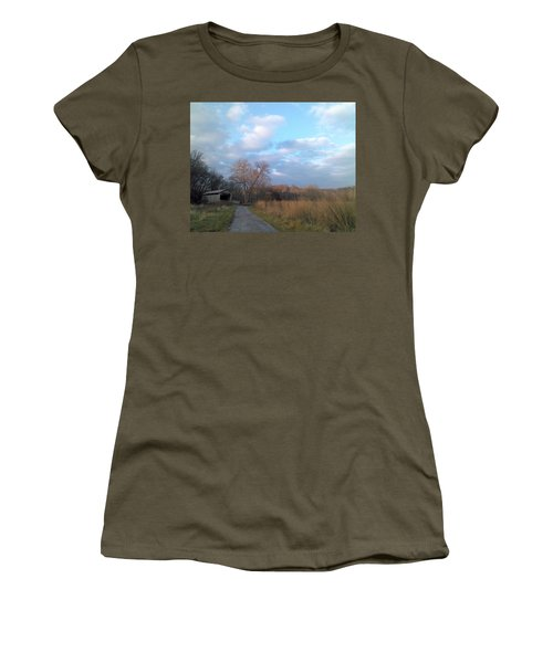 Covered Bridge Women's T-Shirt