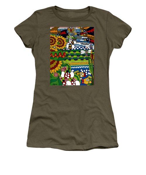 Cowbirds Women's T-Shirt