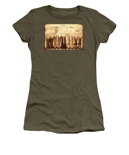 Cowgirls Night Out Women's T-Shirt