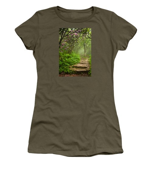 Craggy Steps Women's T-Shirt