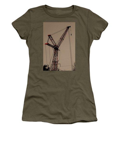 Crane's Up Women's T-Shirt