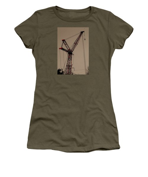 Crane's Up Women's T-Shirt