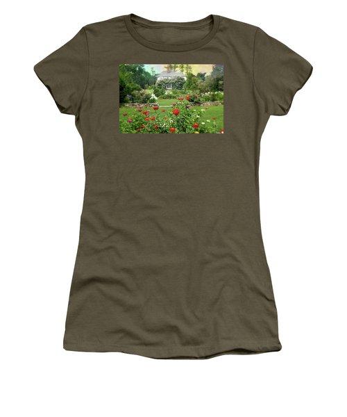 Crawford Blooms Women's T-Shirt