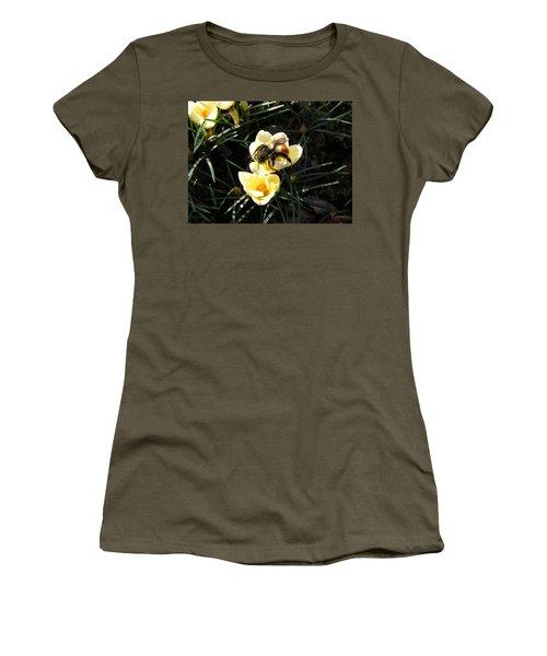 Crocus Gold Women's T-Shirt