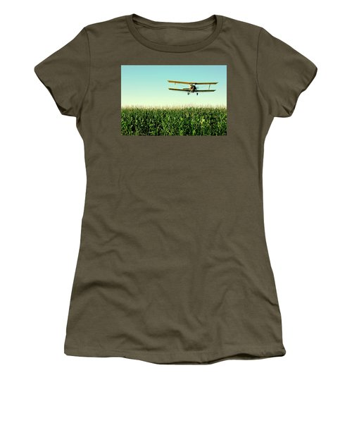 Crops Dusted Women's T-Shirt