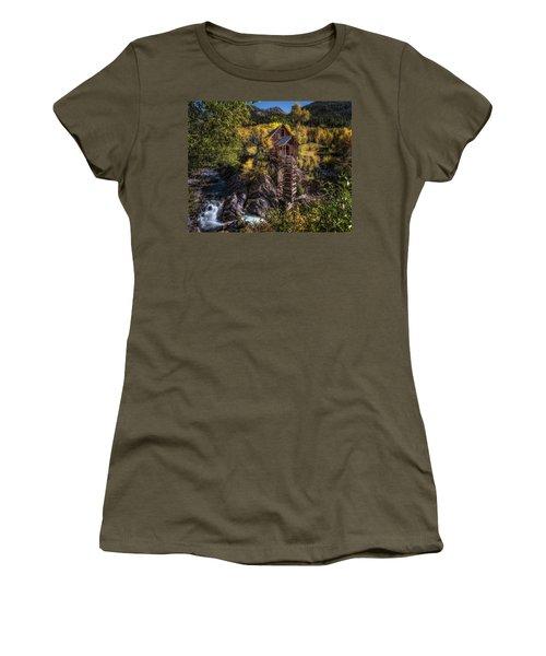 Crystal Mill Colorado Women's T-Shirt