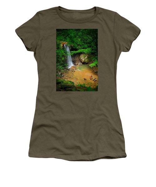 Cucumber Falls Women's T-Shirt