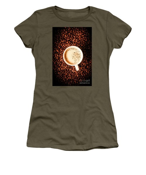 Cup And The Coffee Store Women's T-Shirt