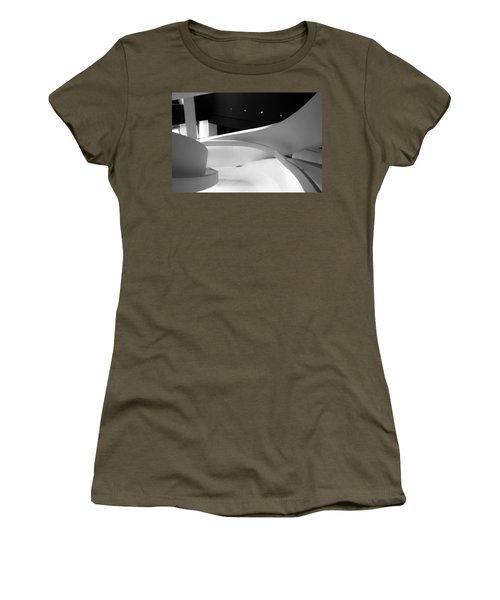 Curves Of Light Women's T-Shirt