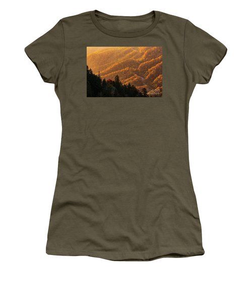 Smoky Mountain Roads Women's T-Shirt