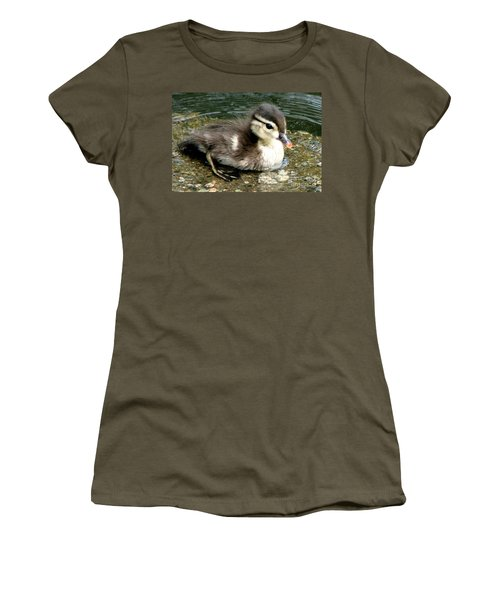 Cute Woody Women's T-Shirt (Athletic Fit)