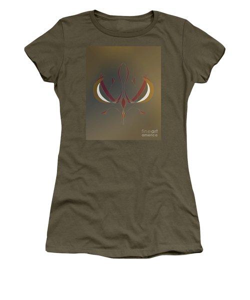 Da Vinci Spider Women's T-Shirt (Junior Cut) by Alycia Christine