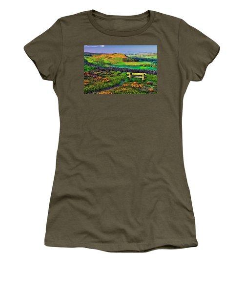 Danby Dale Yorkshire Women's T-Shirt
