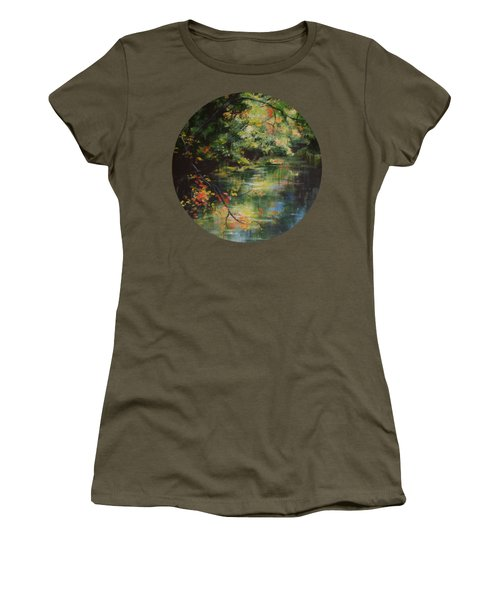 Dance Of Color And Light Women's T-Shirt