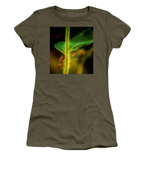Dance Of The Wasp Women's T-Shirt (Athletic Fit)