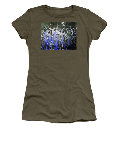 Dancing Chihuly  Women's T-Shirt