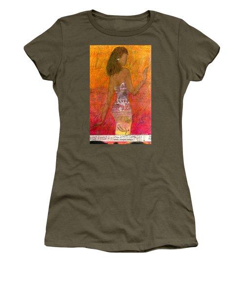 Dancing Lady Women's T-Shirt