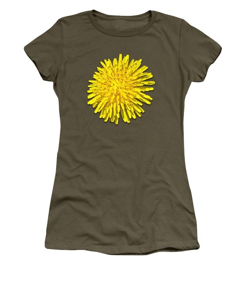 Dandelion 2 Women's T-Shirt (Junior Cut) by Bob Slitzan