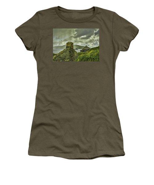 Dark Sky #g0 Women's T-Shirt (Junior Cut)