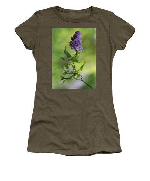 Dark Violet Lilac Women's T-Shirt