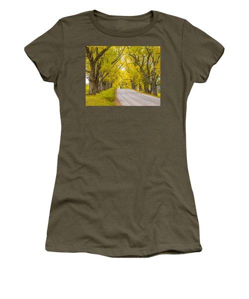 Darling Hill Autumn Women's T-Shirt