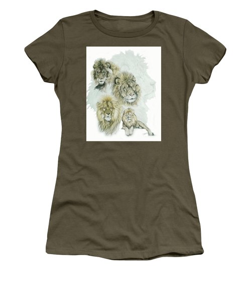 Dauntless Women's T-Shirt (Junior Cut) by Barbara Keith