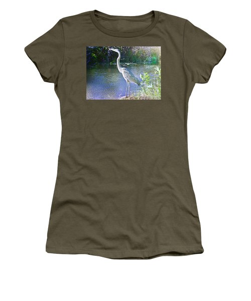 Dawn Breaking Women's T-Shirt (Athletic Fit)