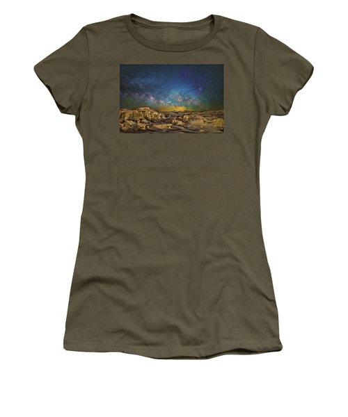 Dawn Of The Universe Women's T-Shirt