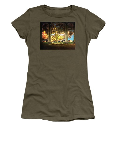 Daybreak Redux Women's T-Shirt (Junior Cut) by Mark Fuller