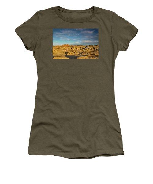 De Na Zin Wilderness Sunset Women's T-Shirt