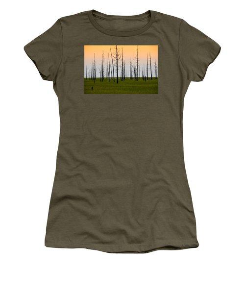 Dead Cedars Women's T-Shirt