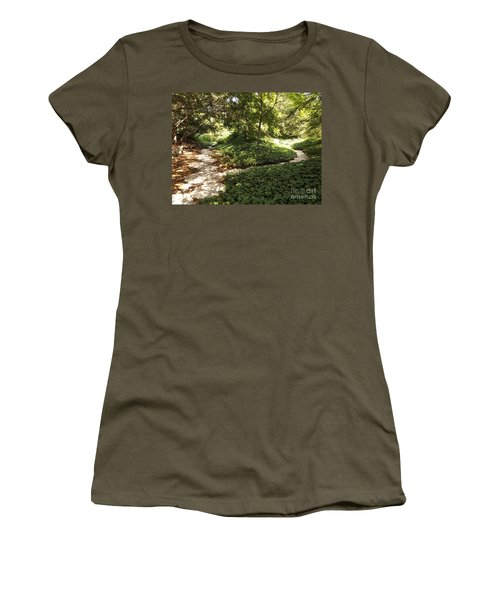 Decions Women's T-Shirt (Junior Cut) by Erick Schmidt