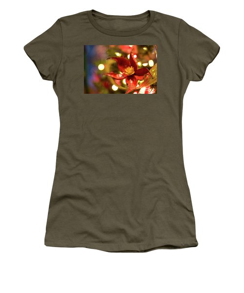 Women's T-Shirt featuring the photograph Decoration by Brian Hale