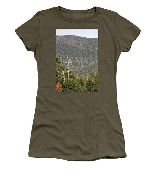 Deeper Into Forest Women's T-Shirt