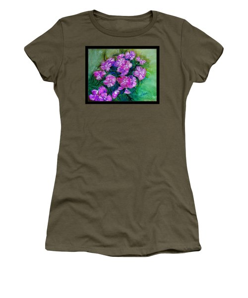 Delicate Pastel Women's T-Shirt