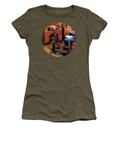 Dentist - Dental Office With Drill Women's T-Shirt