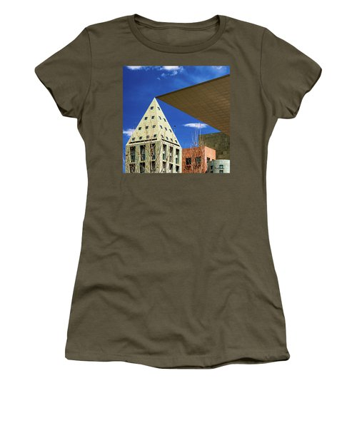Denver Urban Geometry Women's T-Shirt