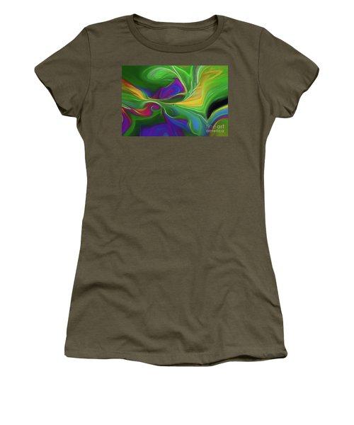 Descending Into Darkness Women's T-Shirt