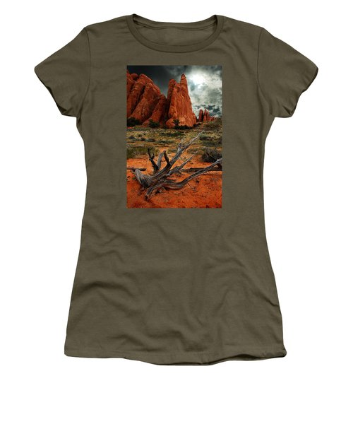 Desert Floor Women's T-Shirt