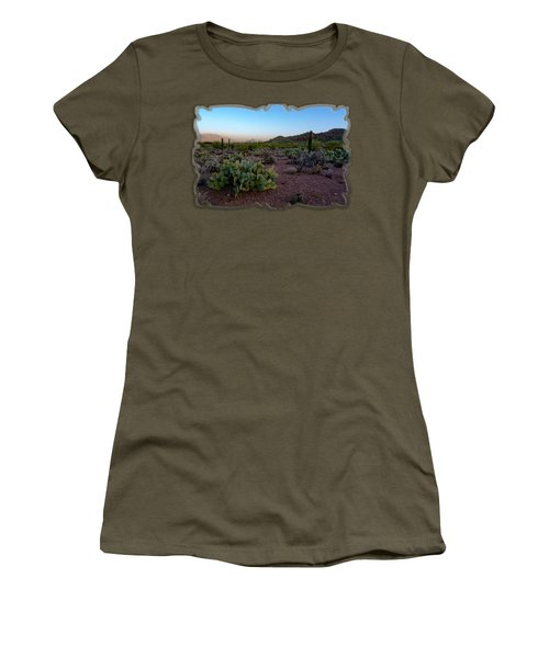 Desert Foothills H29 Women's T-Shirt