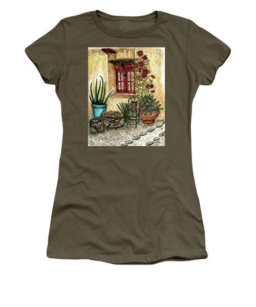 Desert Garden Women's T-Shirt