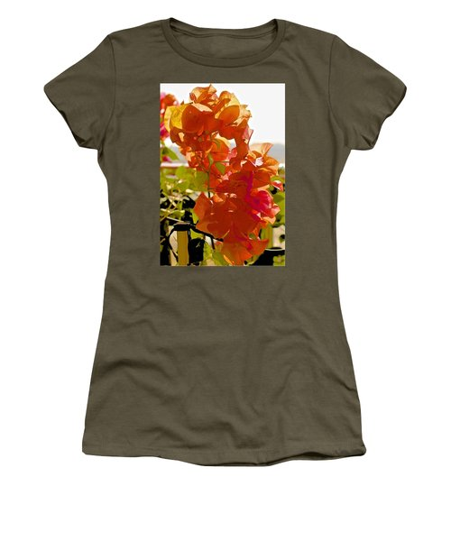 Desert Orange Women's T-Shirt