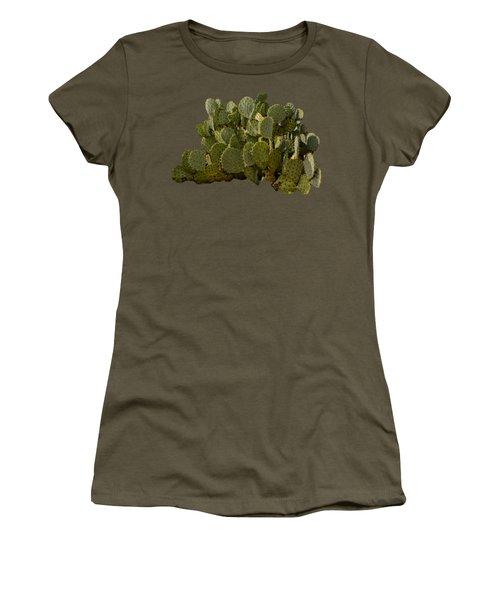 Desert Prickly-pear No6 Women's T-Shirt